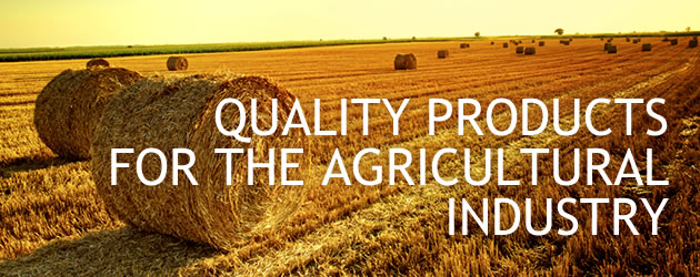 Quality Products for a Agricultural Industry